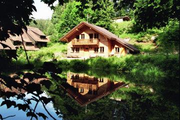 Beispiel: Entenhäusle und Forellenhaus, Foto: Griesgethof.