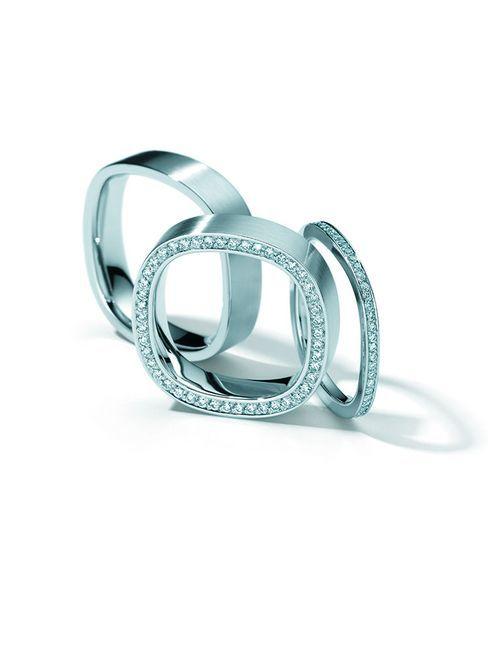 Beispiel: Ringe für Ihren großen Tag, Foto: Scheuble.