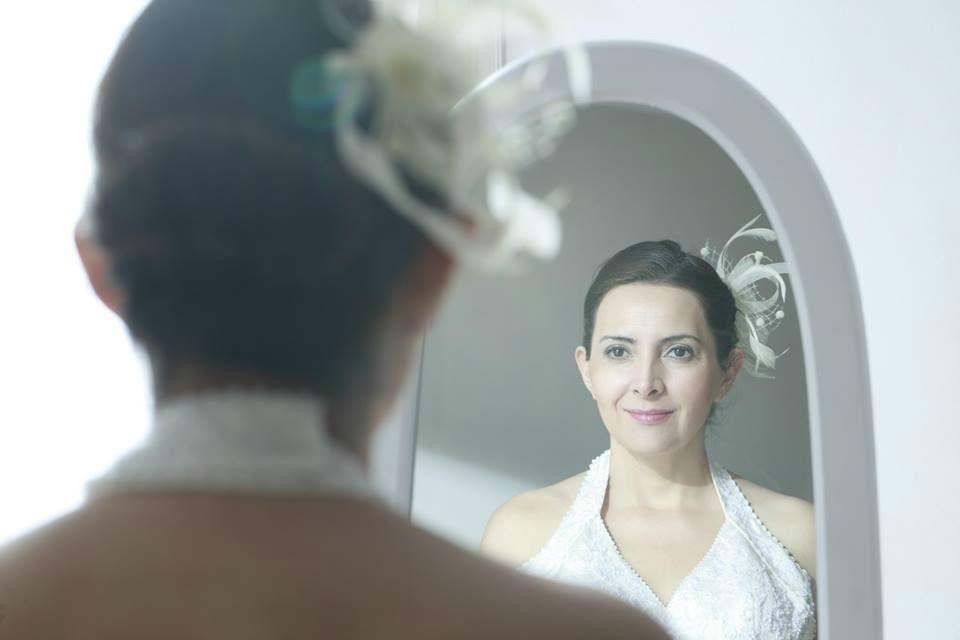Yasna Castillo Make Up.
