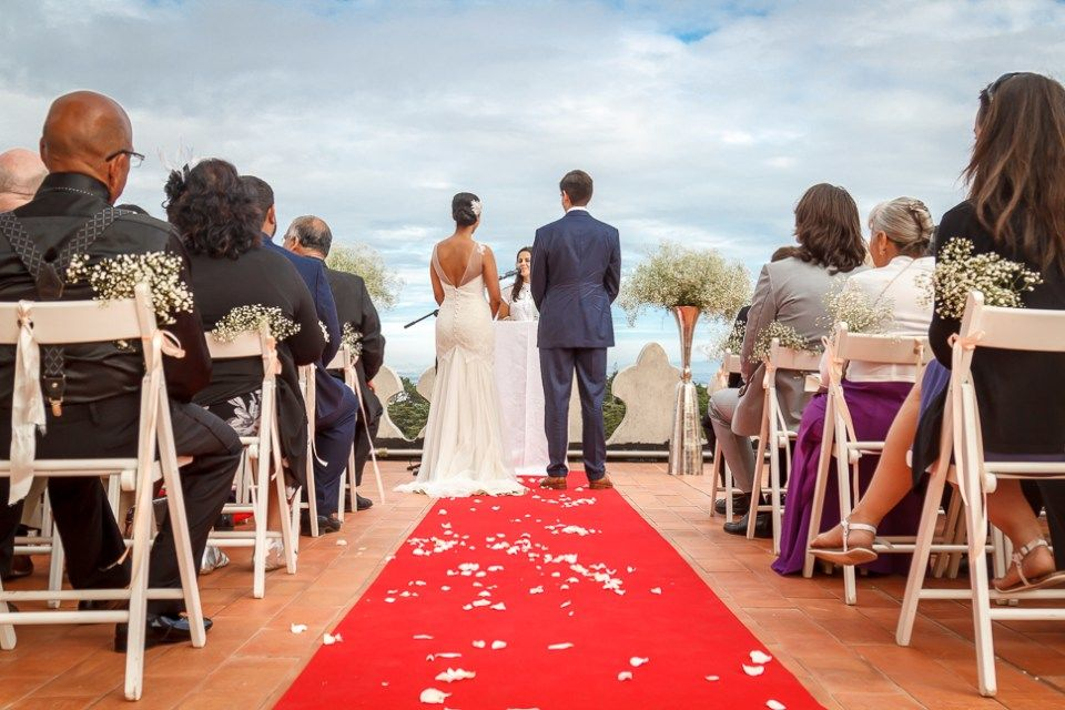 Wedding Venues Portugal - Palácio Nacional da Pena