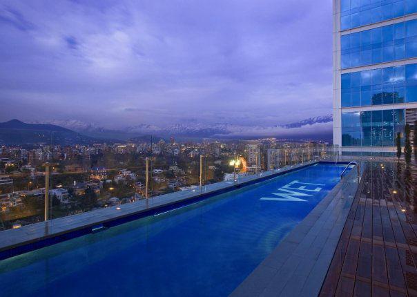 W Santiago.