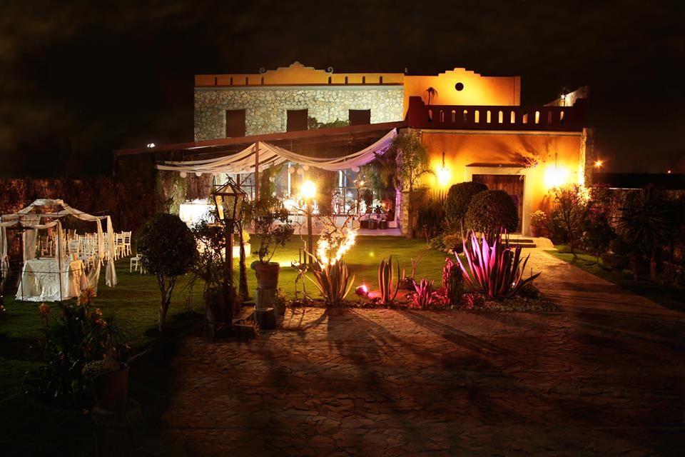 Banquetes Hacienda el Jaguey en Puebla-casco de hacienda