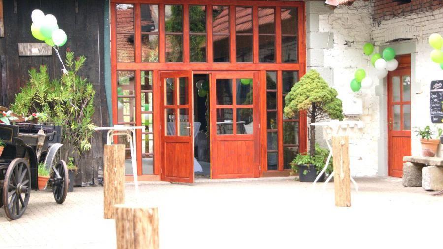 Beispiel: Aussenansicht, Foto: Landgasthaus Römerhof.