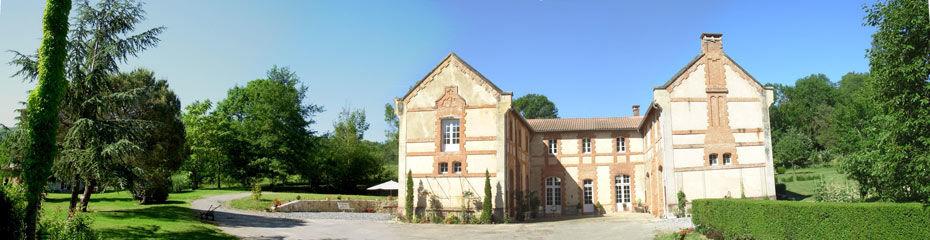 La Carrossière, bâtiment dédié aux réceptions