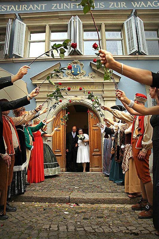 Beispiel: Professionelle Hochzeitsfotografie, Foto: Hochzeit Fotograf Thomas Hinder.