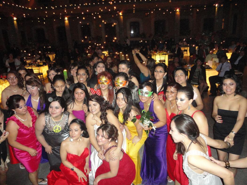 Grupo Musical The Music en Casa del Corregidor