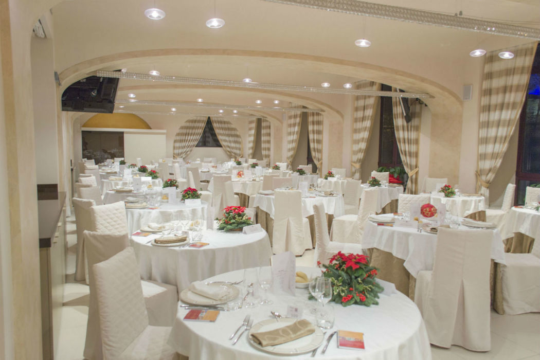 sala banchetti ristorante Bigarò