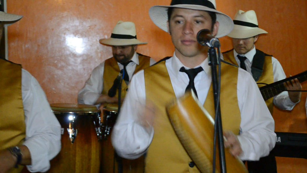 son cubano musicos para bodas en bogota