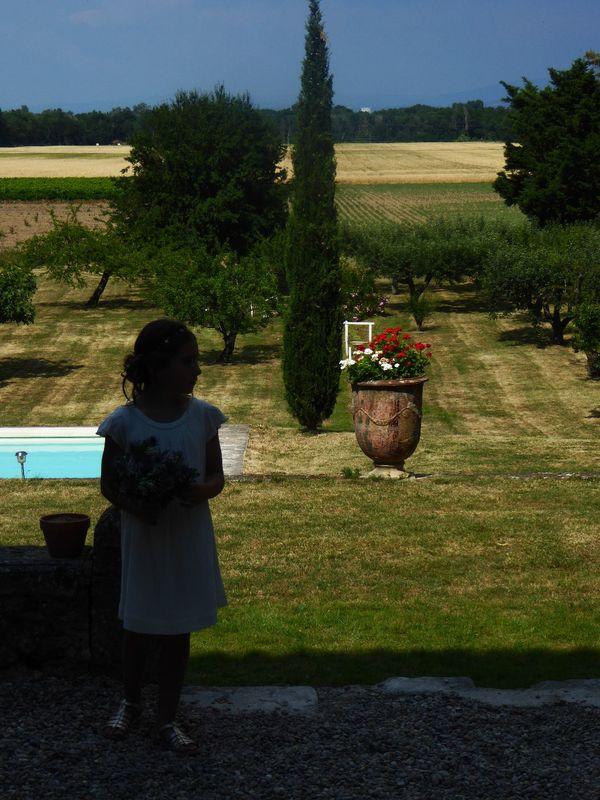 Panorama des terrasses
