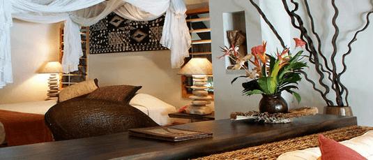 Beispiel: Luxuriöse Hotelzimmer, Foto: Andino Reisen.