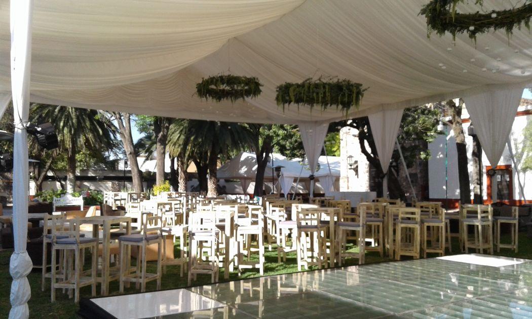 Jardín Misiones evento