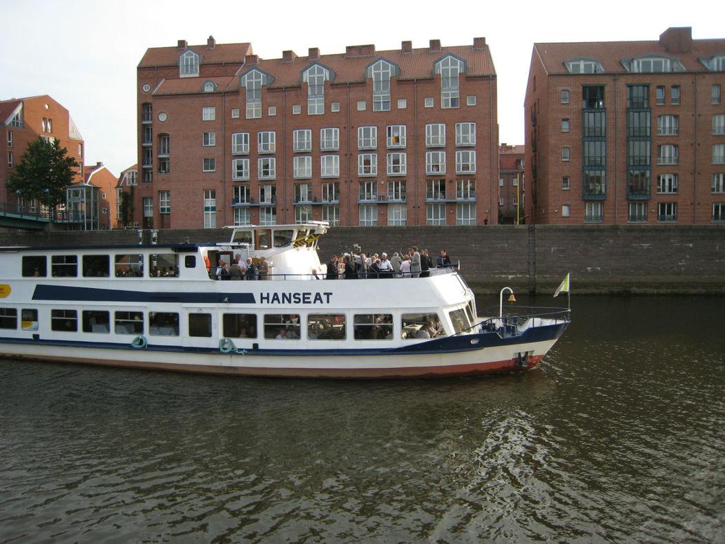 Beispiel: Schiff Hanseat, Foto: Hal över.