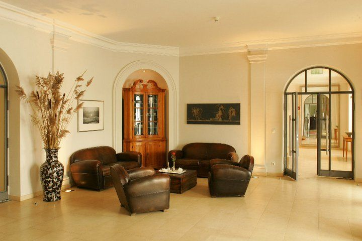 Beispiel: Foyer, Foto: Schlossgut Gross Schwansee.