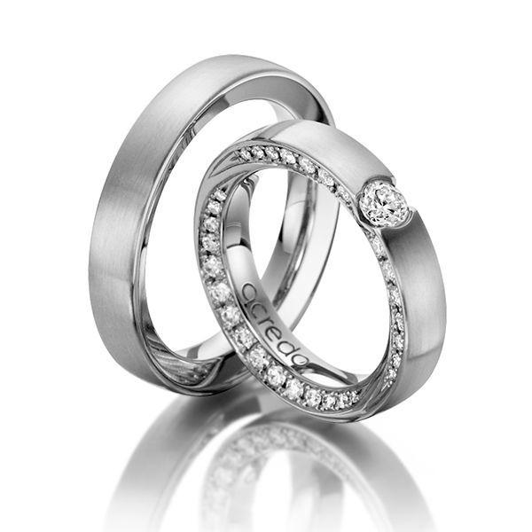 Beispiel: Traumhafte Ringe für Ihren großen Tag, Foto: Acredo.