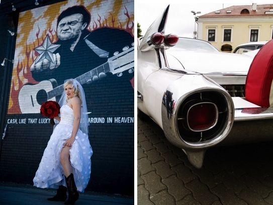 Vintage Hochzeit im 50er Jahre Rockabilly Look - LoveLi Hochzeitsplanung