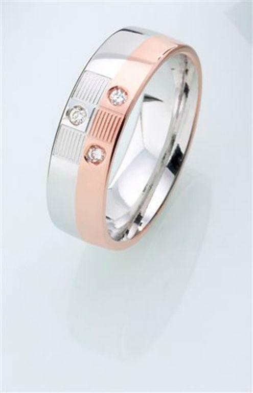 Beispiel: Ringe mit Liebe zum Detail, Foto: BrautRing.