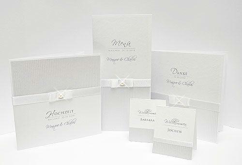 Beispiel: Hochzeitsset, Foto: BBFT-Atelier Manufaktur.
