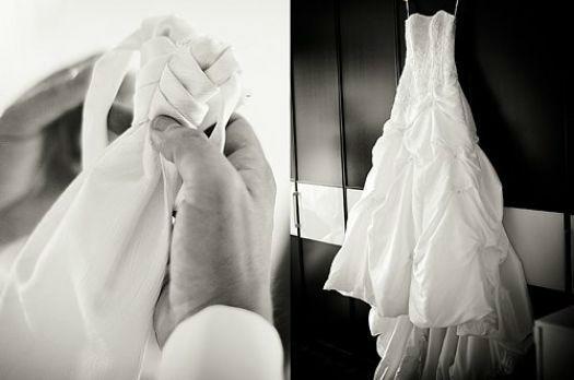 Beispiel: Liebevolle Detailfotografie, Foto: Marta Urbanelis Photography.