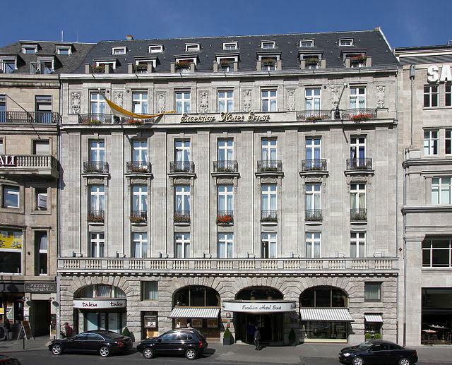 Beispiel: Außenansicht, Foto: Excelsior Hotel Ernst.