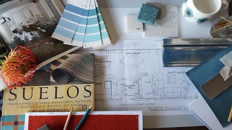 Proyectos de Interiorismo, Decoración y Reformas Integrales de espacios privados y públicos.