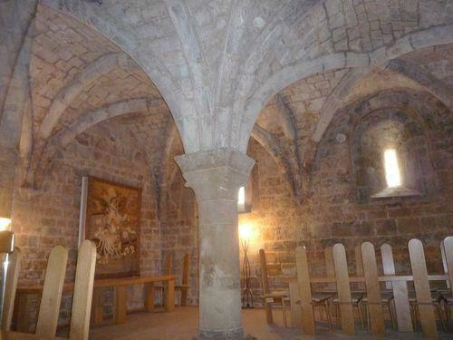 Salle de Réception - Abbaye De La Celle