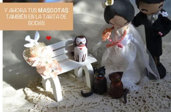 Muñecos novios personalizados por Mónica Custodio