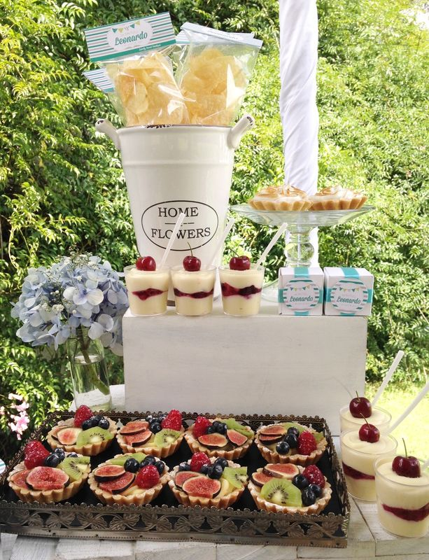 Mini tartas, mousses y más!!!
