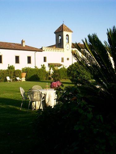 Il giardino - Villa Rospigliosi