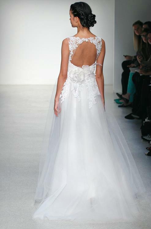 Vestidos de novia - Foto Christos