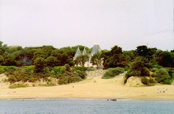 Château de Saint Marc sur Mer