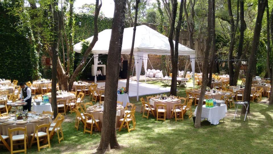 El jard n secreto bodas for El jardin secreto precios