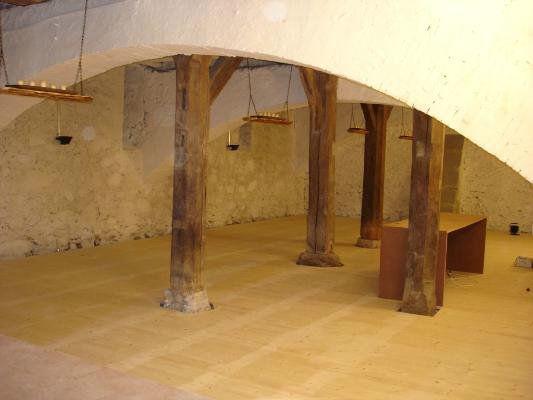 Beispiel: Raumvermietung, Foto: Kulturhof - Schloss Köniz.