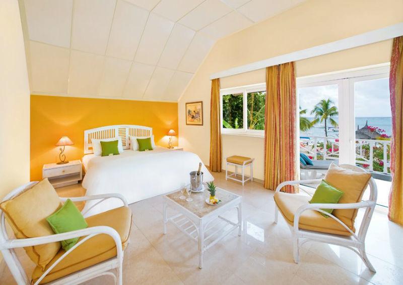 Beispiel: Erholung auf Mauritius, Foto: Merville Beach produced by LUX*