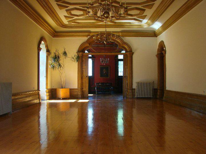 Foto: Casa do Vinho Verde - salão nobre