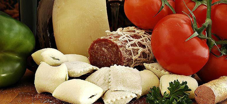Beispiel: Catering mit Bio-Produkten, Foto: Select Catering.