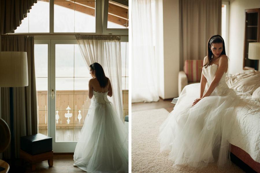 Foto: eine Wunderschöne Braut