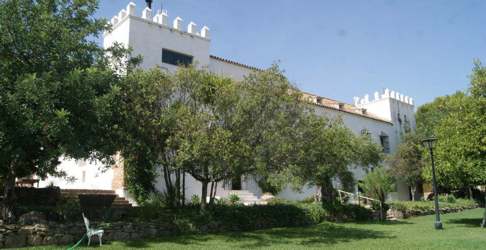Hotel Cortijo Barranco.