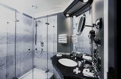 Beispiel: Badezimmer, Foto: Hotel New Berlin.
