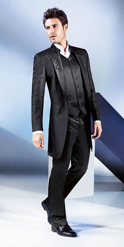 Eventsakko, ein gern gewähltes Modell, dass sich später sogar lässig mit Jeans kombinieren lässt