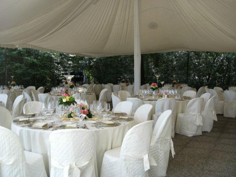 Progetto matrimonio catering & banqueting