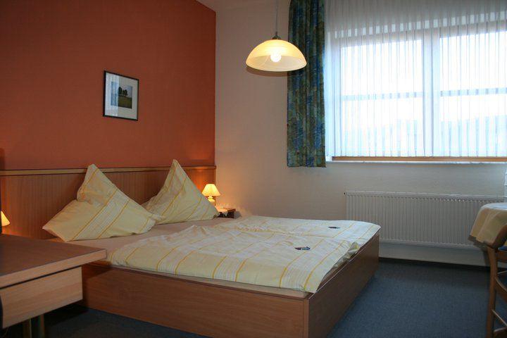 Beispiel: Zimmer, Foto: Geuenicher Hof.
