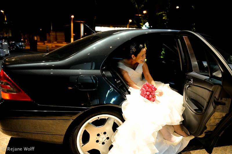 Bride & Benz - Locação de Automóveis. Foto: Rejane Wolff