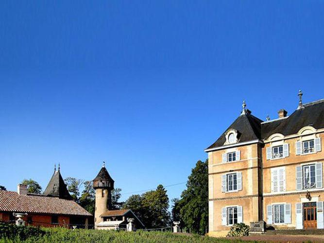 Chateau de Talancé