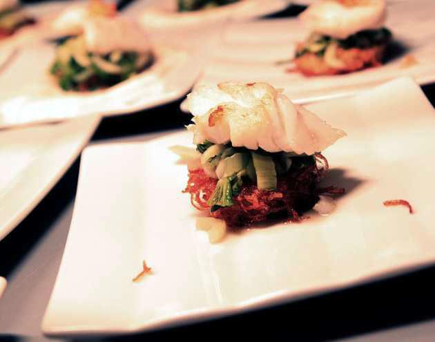 Beispiel: Beste Zutaten und Saisonalität, Foto: First Catering.