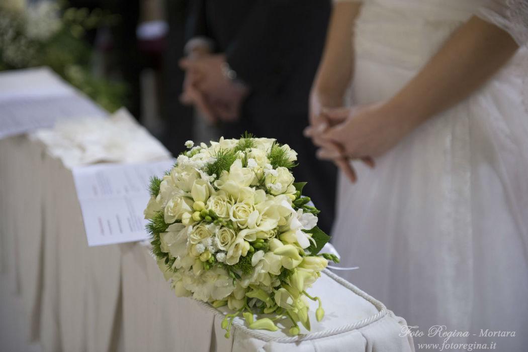 Bouquet da Sposa a goccia