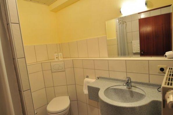 Beispiel: Badezimmer, Foto: AKZENT Hotel Goldener Ochsen.