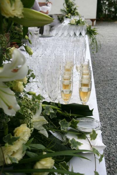 L'heure du champagne