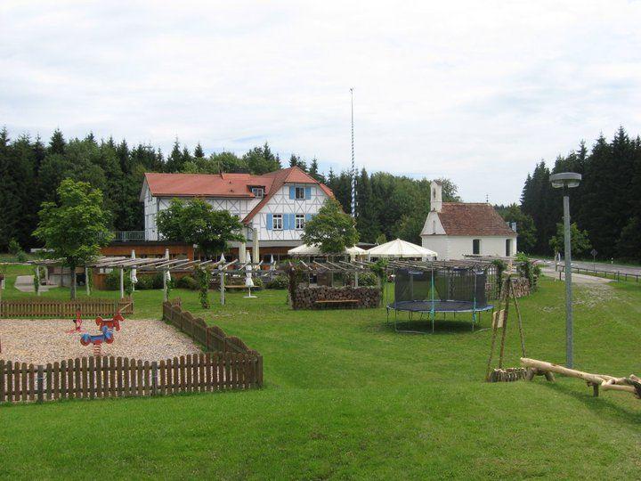 Beispiel: Außenanlage, Foto: Hofgut Elchenreute.