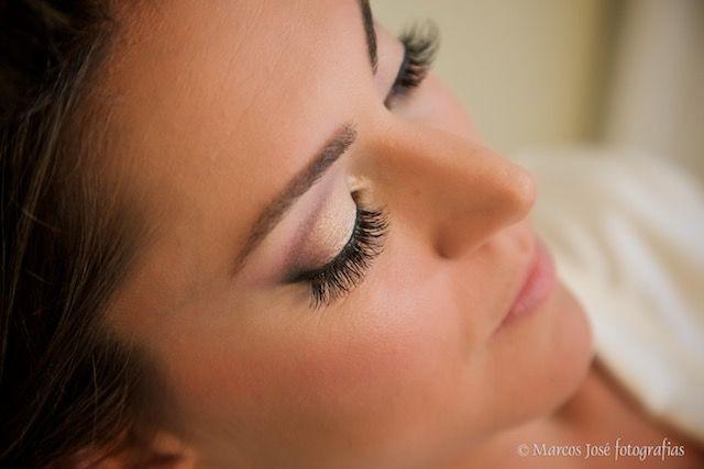 Lu Paravidino Makeup
