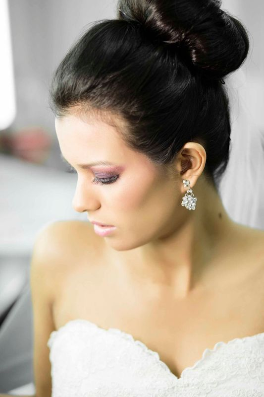 Novia Make up de Noche !!!